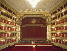 Teatro alla Scala A sumptuous 2004 renovation by Swiss architect Mario Botta revived one of Europe's foremost opera houses, Teatro alla Scala, which dates from 1778 (when it was completed for then-ruler Empress Maria Theresa of Austria).