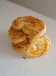 Two (2) ingredient Elephant Ear Pastry. I have ALWAYS wanted a good excuse to try puff pastry and now's my chance. I love anything that's easy and delicious so this is right down my alley. I might even try adding cinnamon to the sugar to give it extra Pizazz! Really only 2 ingredients, would I lie? by marion