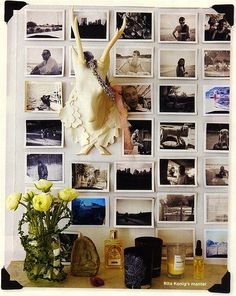 idea for displaying photos