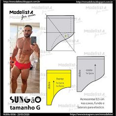 Underwear Pattern, Men's Underwear, Mens Sewing Patterns, I 8, Boxers, Fashion Sketches, Knowledge, Guys, How To Make