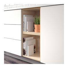 TUTEMO Rangement ouvert - frêne, 40x37x40 cm - IKEA
