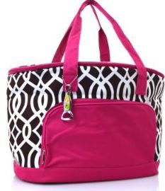Cooler Tote Bag by FancFrogBoutique on Etsy