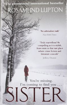 A good book, I enjoyed it and it had a good twist at the end. Crime Fiction, Fiction Books, Sisters Book, Love Book, New York Times, Best Sellers, Good Books, Literature, Finding Yourself
