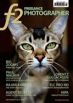 F2 Freelance Photographer vol.8 no.4 - July/August 2014