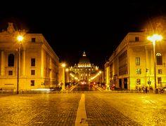 Roma - San Pietro e Via della Conciliazione