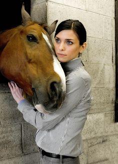 Kennedy Show Shirt #equestrian #horses #riding