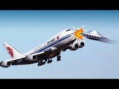 НЛО.Мексика.Столкновение самолёта с НЛО.Документальный фильм