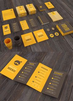 30 Remarkable Examples of Branding, Visual Identity and Logo Designs