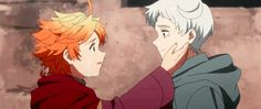 Landscape Wallpaper, Anime Shows, Neverland, Anime Stuff, Norman, Banners, Cute Pictures, Naruto, Pasta