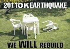 OK Earthquake