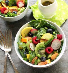 Full Spectrum Veggie Salad Recipes — Dishmaps