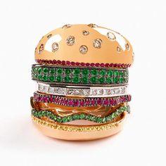 これから流行りそうなニュージュエリーブランドを先取りNew jewelry to watch.Virginia Cuscito