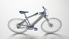 Pininfarina's E-voluzione electric bike