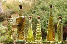 Infused oils, vinegars, butter & salt