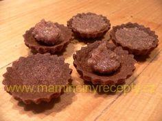 Košíčky Izidor Cookies, Chocolate, Desserts, Food, Crack Crackers, Tailgate Desserts, Deserts, Biscuits, Essen