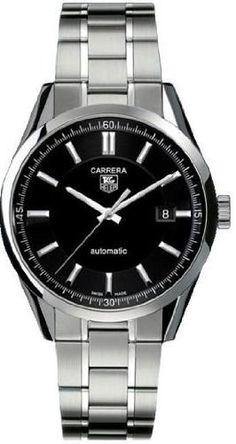 Tag Heuer Carrera Automatic Mens Watch WV211B.BA0787 by Tag Heuer @ TAG-Heuer-Watches .com