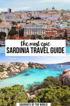 Greece Travel, Italy Travel, Europe Travel Guide, Travel Tips, Travel Guides, Italy Destinations, Italy Vacation, Italy Trip, Sardinia Italy