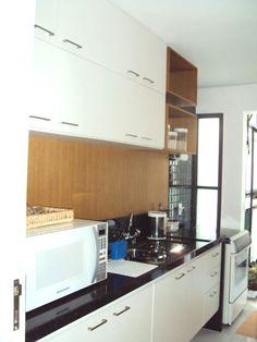 cozinha apartamento barra - projeto Margareth Salles