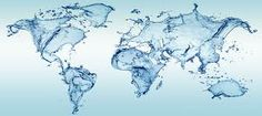 The world needs to share our water! (Tina)