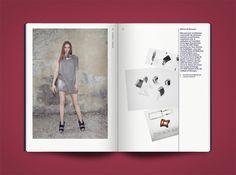 Studio Frederic Tacer ENSAD Mode et Sens 2012 catalogue