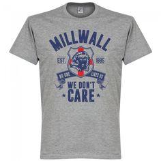 f8ed1eef59f Millwall Established T-Shirt  Millwall  football  futbol  soccer  fussball