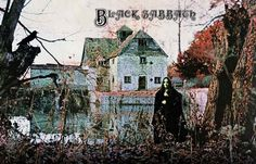 A great Black Sabbath poster - the album cover from their first LP! This classic record introduced the world to Ozzy Osbourne and company. Ships fast. 11x17 inches. Check out the rest of our fantastic