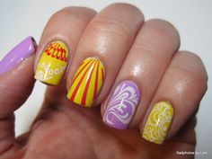 Nailphotos by Lani: Sat- ART- Day Club: 1960's
