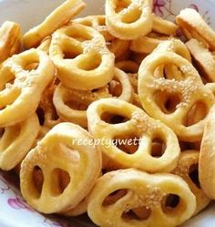 Bread And Pastries, Onion Rings, Macaroni And Cheese, Pizza, Food And Drink, Snacks, Cookies, Ethnic Recipes, New Years Eve
