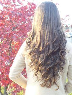 #longhair #curls