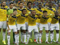 #SelecciónColombia