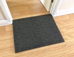NICOMAN Home Office Dirt Barrier Trapper Boot Scraper Vinyl Loop Door Floor Mat #NICOMAN