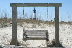 Little Tybee Island Beach is one of the best things to do in Savannah, GA