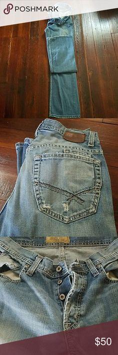 """Men's BKE Jeans Excellent Condition! Men's BKE Jeans. """"Derek"""" Slim fit 30x32 Button Closure BKE Jeans Slim"""
