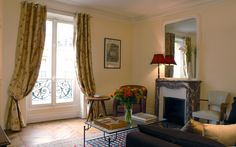 Quartier De L Europe 2 Bedrooms Perfectlyparis Paris Apartments