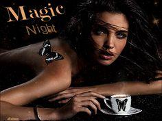 Magic night - анимация на телефон №1445603