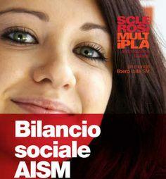 Bilancio sociale - Un anno insieme a noi!   Pubblicato il Bilancio sociale, in cui raccontiamo in modo trasparente quello che abbiamo fatto per le persone con SM e tutti i nostri azionisti sociali.