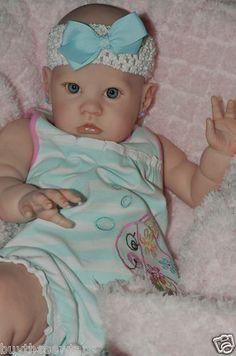 Reborn Baby Girl ~ Elsie ~ By Marissa May ~ Now Baby Evie | Reborn ...