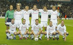 Given Tottenham's awful form in the early 2000s, signing a load of old favourites didn't l...