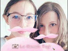 Magiiical Blabla n°1: Kawaii tag avec la sister!