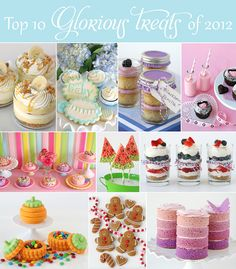 The Top 10 Glorious Treats posts of 2012...I couldn't pin just one or two, they're all great and worth a look!