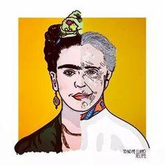 Extraño esa parte de mi, que eres tú. Frida Kahlo y Chavela Vargas