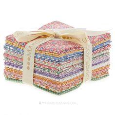 Aunt Grace - Simpler Sampler Fat Quarter Bundle - Judie Rothermel - Marcus Fabrics