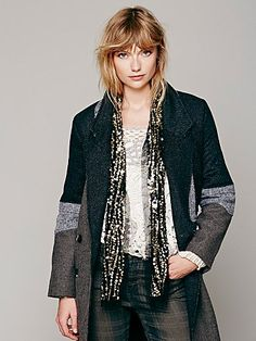 Free People Angelica Long Scarf
