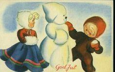 Köp & sälj begagnat & second hand online Second Hand Online, Norway, Snow White, Disney Characters, Fictional Characters, Christmas Postcards, Disney Princess, Painting, Art