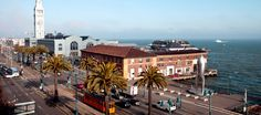 Hotel Griffon...love San Fran!   Plan the day's journey with whimsical waterfront views ...great hotel deals!