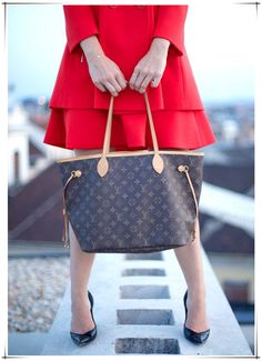 Wow__Worth it! Cofortable and cheap Fashion Purse and Handbags.Only $235.99 #Fashion #Neverfull #LV #Bags