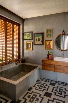 Room Design Bedroom, Home Room Design, Bathroom Interior Design, Home Decor Bedroom, Bathroom Designs, Bathroom Ideas, Room Decor, Ethnic Home Decor, Indian Home Decor