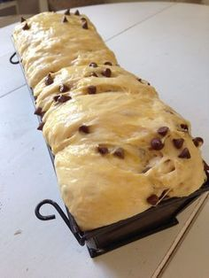 """The """"Cramique"""" by M. Croissants, Chefs, Lenotre, French Pastries, Dough Recipe, Breakfast Time, Easter Recipes, Sweet Bread, Coco"""