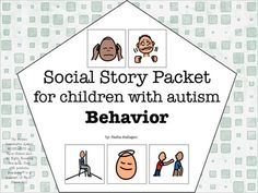 This is a collection of 4 social stories about common behavior problems. The stories included are: - What to do When You're Frustrated - Time Out - Being Jealous - Loud Noises  Social stories are an effective and easy intervention to use for a variety of behaviors!