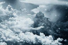 dreamy cloudy sky